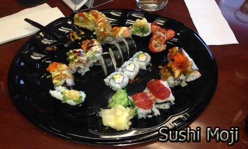 sushi-moji